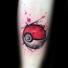 Catch ink inspiration with the top 50 best Pokeball tattoo designs for men. Explore cool Pokemon game themed ink ideas and body art. Pokeball Tattoo, Pokemon Tattoo, Tattoos For Kids, Trendy Tattoos, Cool Tattoos, Anime Tattoos, Body Art Tattoos, Sleeve Tattoos, Tattoo Ideas