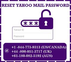 Reset your Yahoo mail password in no time, dial toll-free number for further support