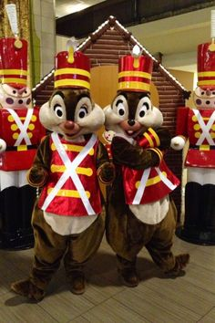 A Chip N Dale Christmas