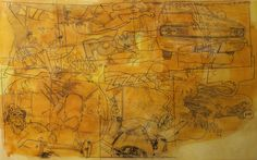"""""""Dibujando el movimiento""""( Homenaje a Alex Toth ).2010 Ricardo Cadenas"""