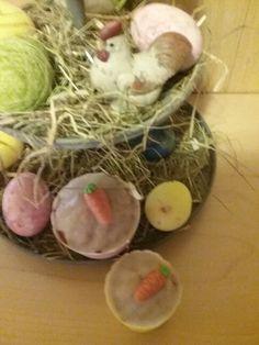 Karotten-Nuss Muffins