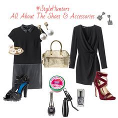 Check out my People StyleWatch Moodboard! #StyleHunters All About The #ShoesAndAccessories