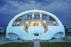 Hurricane Proof Dome Home This Is For When I Get To Move That Dream
