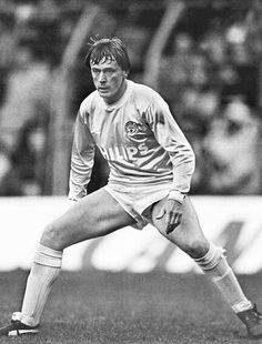 Peter Barnes in his second spell at Manchester City.