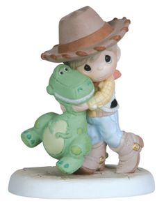Our Love Will Never Go Extinct - Disney Collection 122006 | Precious Moments