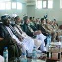 Reunión del Alto Mando Mayor del ejército español en Badghis con la trama mayor política de Badghis, en Afganistán #ejercitoespañol