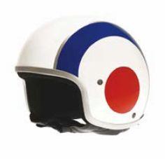 "Vespa ""Europe"" helmet"