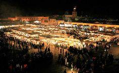 Especial cap de setmana a Marrakech, 3 dies i dues nits (Preu per 1 persona)