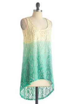 Strolling in the Sunshine Top, #ModCloth With, like, white shorts this would be really cute for the summer.