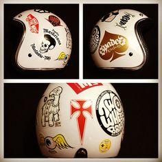 #customhelmet #helmet #openface #familiamaskerana
