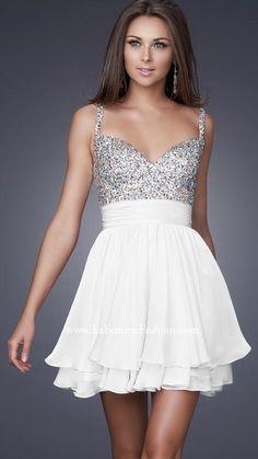 La Femme 16813 | La Femme Fashion 2015 - La Femme Prom Dresses - La Femme Short Dresses