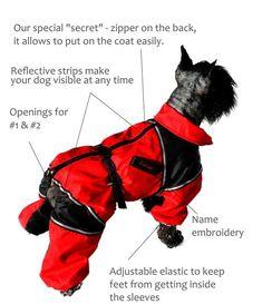 45d6114c CUSTOM FIT Dog Winter Clothes Custom Made Dog Pet Snowsuit | Etsy Hele  Kroppen, Kæledyr