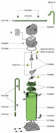 EHEIM External filter 2211