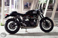 P3310007 1024x682 Officine Rossopuro Bonneville Cafe Racer