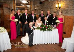 Wedding photography by Gerard Turner at The South Causey Inn  Copyright : In Focus Studio