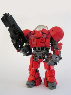 Starcraft II Space Marine #LEGO