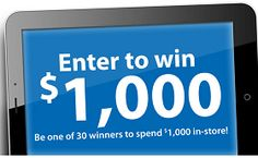 Kroger and Affiliate Stores $1000 Gift Card Giveaway Sweepstakes on http://hunt4freebies.com/sweepstakes
