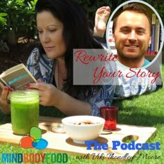 MINDBODYFOOD PODCAST How to Rewrite Your Life Story! We all have that one story that we like to tell ourselves or others from our youth. A defining moment that may have felt unfair, painful, hurtfu… Writing Therapy, Self Acceptance, First Story, Live In The Now, Then And Now, Your Story, Your Life, In This Moment