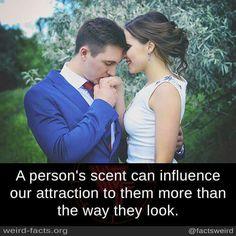 A person scent