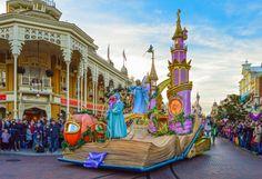 Disney Magic on Parade! Disneyland Paris, Main Street USA