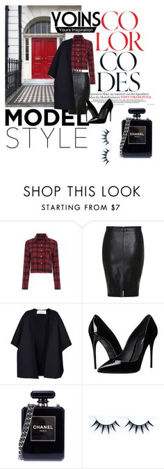 """""""Yoins collection"""" by mariiijana ❤ liked on Polyvore featuring Valentino, Dolce&Gabbana, Chanel, women's clothing, women, female, woman, misses, juniors and yoins"""