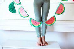 DIY Watermelon Garla