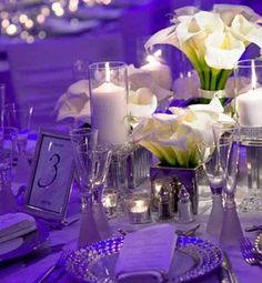 Celebrity wedding planner David Tutera knows all the ins & outs of planning the perfect day! Purple Wedding, Wedding Colors, Wedding Flowers, Bling Wedding, Wedding Bells, Lace Wedding, Gatsby Wedding, Wedding Bouquet, Wedding Dresses