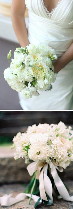 More White Bouquets