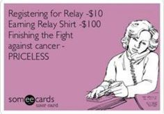 Relay = priceless