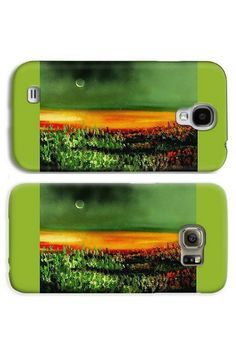 Twilight Field by Nandor Molnar Iphone Phone Cases, Spray Painting, Twilight, Fine Art, Prints, Printed, Art Print, Visual Arts