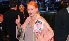 Vivienne Westwood at the Met Ball #hero