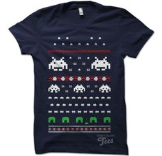 Holiday Invaders