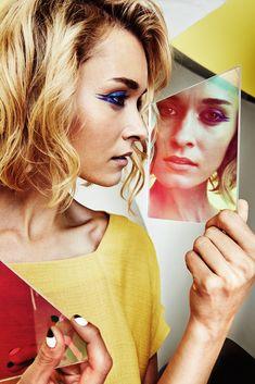Eyeliner Looks - New Liner Shapes