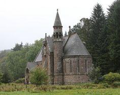 y los sueños del bosque eternamente ......., hauntingreveries: San Paladio, Drumtochty Glen ...