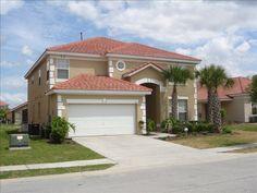 Orlando Vacation Rental - VRBO 271852 - 6 BR Central-Disney-Orlando Area Villa in FL, 6BR/5.5BA/5 Masters/3 Kings/Pool/Spa/Wifi/Game Room/Bb...