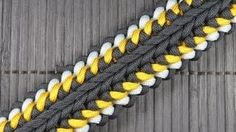 Sanctified Switchback Paracord 101 - YouTube