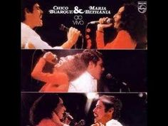 Chico Buarque e Maria Bethânia - SEM FANTASIA