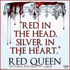 Once Upon a Twilight!: Blog Tour: Red Queen by Victoria Aveyard   Review   Excerpt   Giveaway