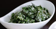 Try creamy silverbeet tonight for dinner as a delicious, healthy and easy side dish.