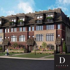 The Ossington Luxury Townhomes: 54 luxury homes, 2 outstanding collections, and 1 unbeatable location! #BetterByDesign