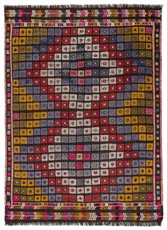 In former times the kilim was mainly used as a seating accommodation or as a prayer carpet. Turkish Kilim Rugs, Carpet, Quilts, Antiques, Products, Decor, Antiquities, Antique, Decoration