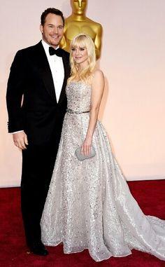 Chris Pratt & Anna Farais