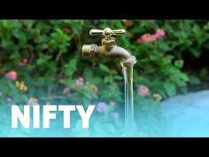 DIY Magic Faucet Fountain