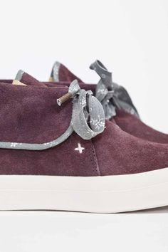 Visvim - Flynt Hi Pizi Purple(on the way)