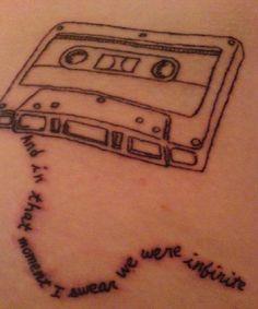 perks tattoo love.