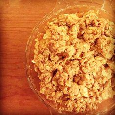 One-bowl best apple crisp