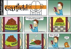 Garfield for 10/5/2014 | Garfield | Comics | ArcaMax Publishing
