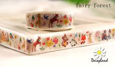 15mmX5M-Animal-Travel-flowers-Sushi-Perfume-Sakura-Washi-Tape-Diary-Masking-Tape