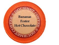 Bananas Foster Hot Chocolate, 24 Count for Keurig K-cup Brewers. Free Shipping! www.SmartSipsCoffee.com