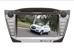 Pioeneer Intelligent (2009-2012) Hyundai IX35/TUCSON 6-8 Inch Touchscreen Double-DIN Car DVD Player & In Dash Navigation System,Navigator,Build-In Bluetooth,Radio with RDS,Analog TV, AUX, iPhone/iPod Controls,steering wheel control, rear view camera inp by Pioeneer. $529.00. Navigation brings the latest navigation technology into your multimedia Unit.High quality electronic components and parts ensure the experience of First Class navigation Multimedia Pla...